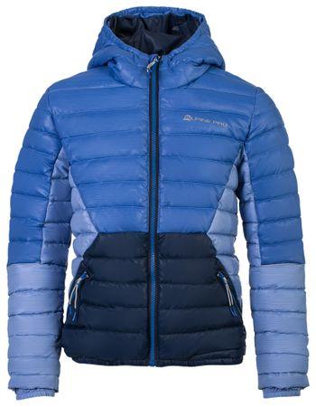 ALPINE PRO BARROKO 4 gyermek kabát 104 - 110 színes