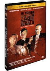 Je třeba zabít Sekala (remasterovaná verze) - DVD