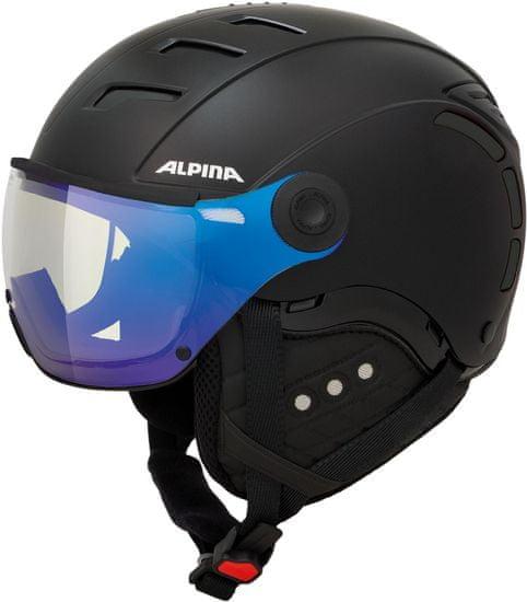 Alpina Sports Jump 2.0 VM black matt 59-61
