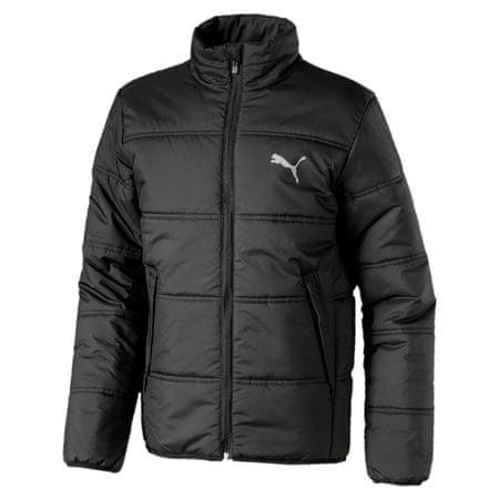 Puma Essentials Padded fantovska bunda, črna, 104