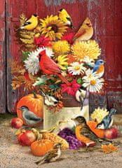 Cobble Hill Puzzle 1000 db Autumn Bouquet