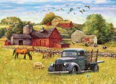 Cobble Hill Blue Truck Farm 35 dielikov