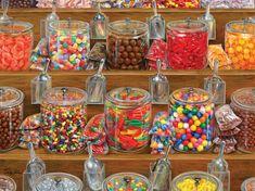 Cobble Hill Chutné gumené cukríky 500 dielikov