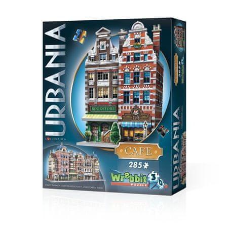 Wrebbit Urbania: Kaviareň 285 dielikov