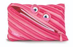 Zipit  Wildlings velký penál / pouzdro Pink