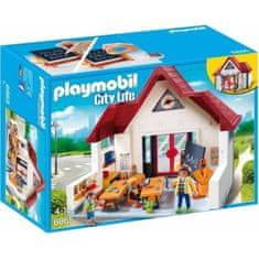 Playmobil Stavebnice 6865 City Life Škola