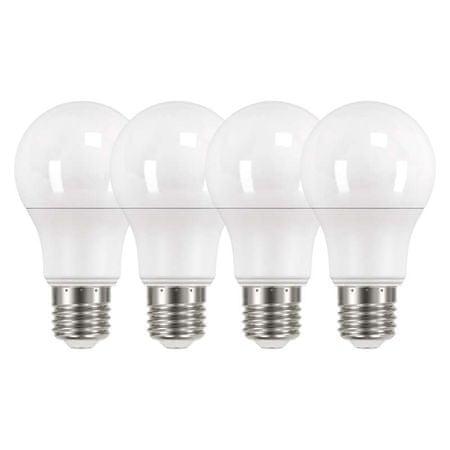 EMOS LED izzó Classic A60 10W E27 meleg fehér