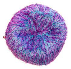 Beanbag Sedací vak Shaggy Multicolor pink-violet-blue