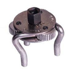 QUATROS Samostavitelný, tříramenný klíč na olejové filtry 63 - 102 mm