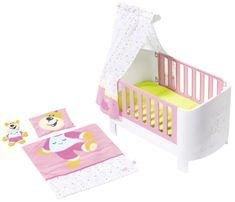 BABY born magiczne łóżeczko