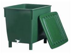 Elkoplast CZ Plastová nádrž na dažďovú vodu CUBE 210-400-650 l, 210 l