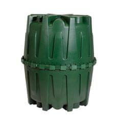 Elkoplast CZ Plastová zahradná nádrž na dažďovú vodu HERKULES 1600 l