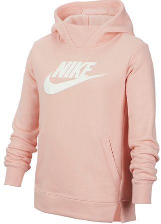 Nike dievčenská mikina Sportswear_1 S ružová