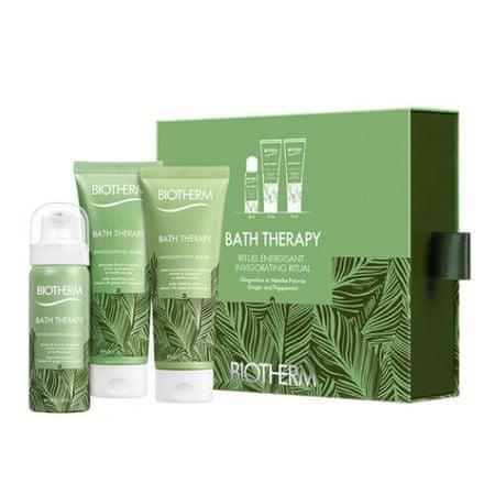 Biotherm Invigo Rating keverék kozmetikai testápolási készlet gyömbér és menta Invigo