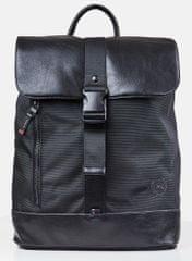 Lerros pánský černý batoh New York