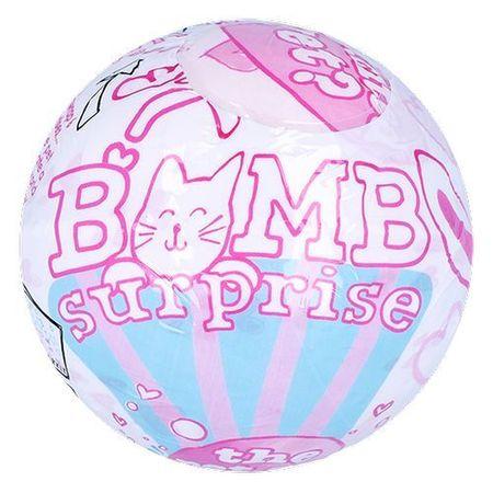 Bomb Cosmetics Sada gigantická šumivé bomba do kúpeľa pre deti s prekvapením (Bomb Surprise) 350 g