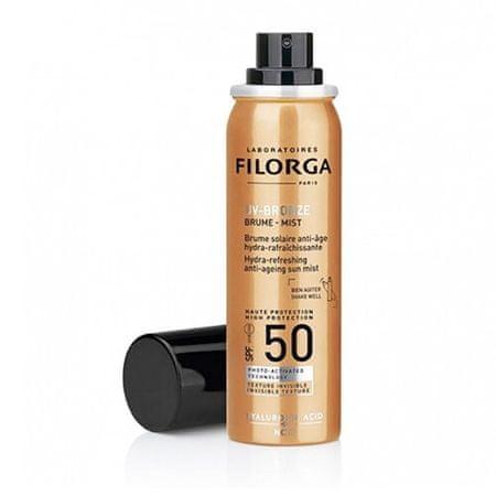 Filorga Pleť AC barnító spray-UV Bronze SPF 50 (Hydra Refreshing Anti-Ageing Sun Mist) 60 ml