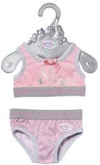 BABY born Spodní prádlo, růžové, 43 cm