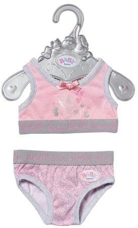 BABY born Zestaw bielizny, różowy, 43 cm