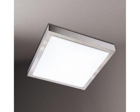 WOFI ACTION WOFI ACTION Stropní svítidlo SANA 1x LED 15 W stříbrná WO 988101701350