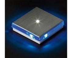 BPM BPM Dekorativní LED svítidlo Renk červená - hliník 1ks 1W 8035.03