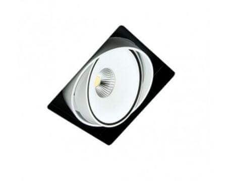 BPM BPM Zápustné svítidlo Gran Kuvet 8213 černá polomatná 8213.02.D40.3K