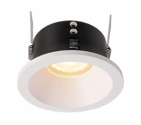 Light Impressions Light Impressions Kapego stropní vestavné svítidlo Mizar I 12V AC/DC GU5.3 / MR16 1x max. 35,00 W bílá mat 110010
