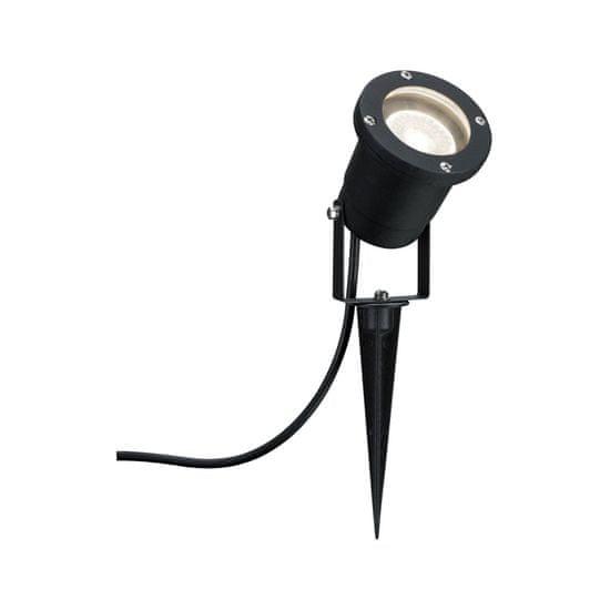 Paulmann Paulmann Outdoor LED pro osvětlení rostlin zápich IP44 3,5W GU10 černá 988.96 P 98896 98896