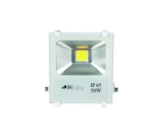 KOHL LIGHTING KOHL LIGHTING STORM venkovní svítidlo bílá 50W 6000K K52603.W.6K
