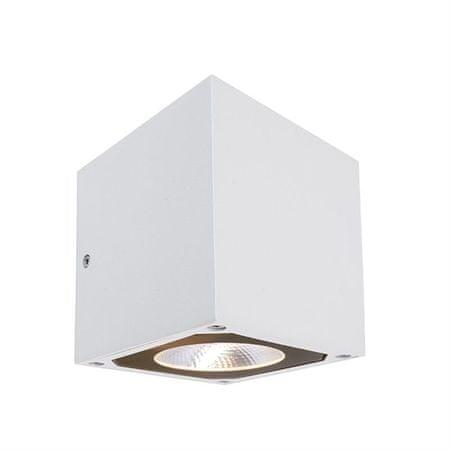 Light Impressions Light Impressions KapegoLED nástěnné přisazené svítidlo Cubodo II Double W 220-240V AC/50-60Hz 15,70 W 3000 K 1260 lm 108 mm bílá 731020
