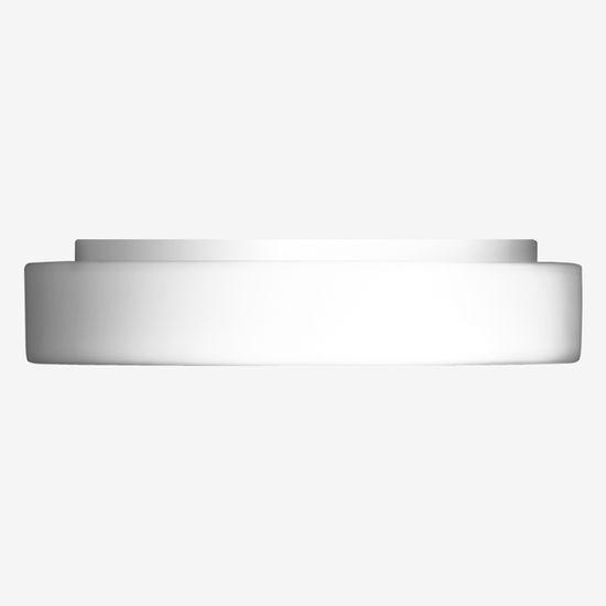 LUCIS LUCIS stropní a nástěnné svítidlo ZERO IP44 28W LED 3000K sklo opál PS13.K3.Z600.L DALI