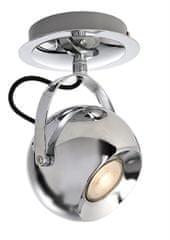 Light Impressions Light Impressions Kapego stropní přisazené svítidlo Centauri I 220-240V AC/50-60Hz GU10 1x max. 50,00 W stříbrná 348091