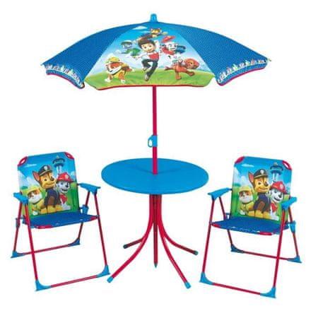 Fun House Dětský zahradní nábytek Tlapková patrola