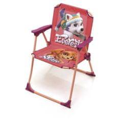 Paw Patrol Dětská skládací židlička Tlapková Patrola
