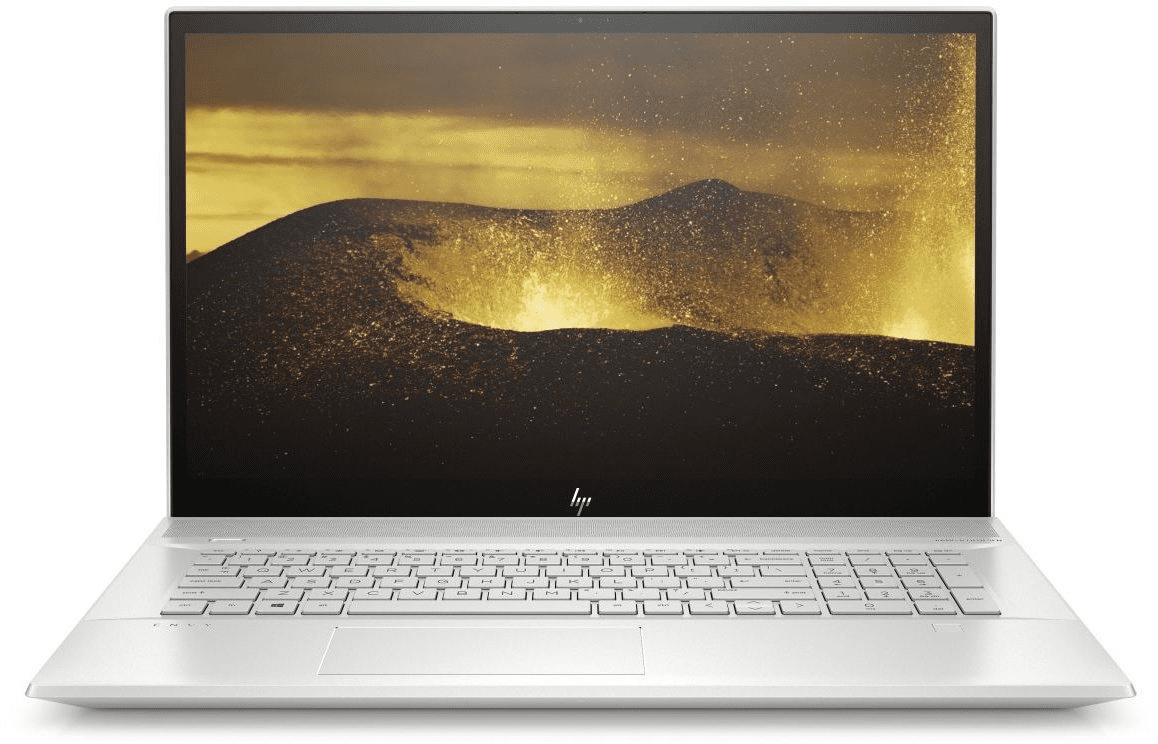 herní notebook HP ENVY 17-ce0005nc (6WT25EA) rychlé nabíjení