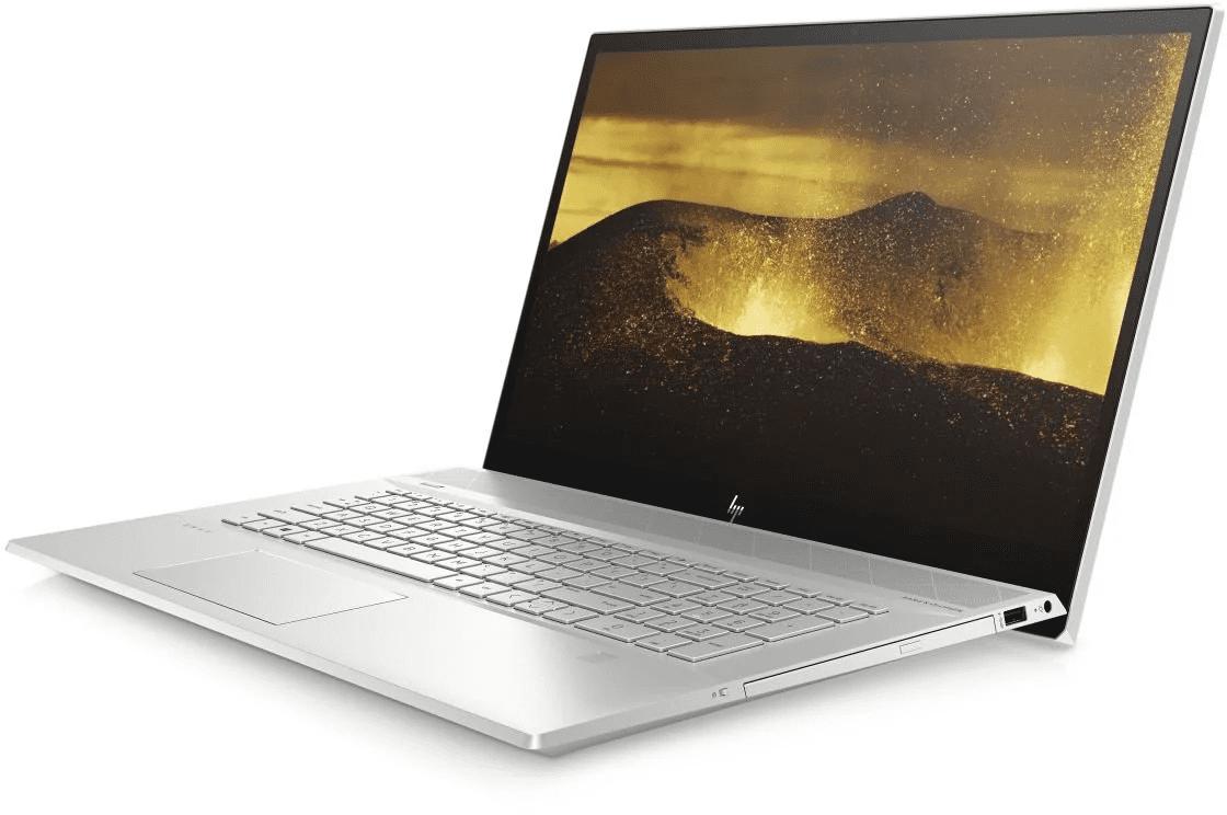 herní notebook HP ENVY 17-ce0005nc (6WT25EA)   výkonný notebook grafika NVIDIA full hd rozlišení reproduktory bang and olufsen