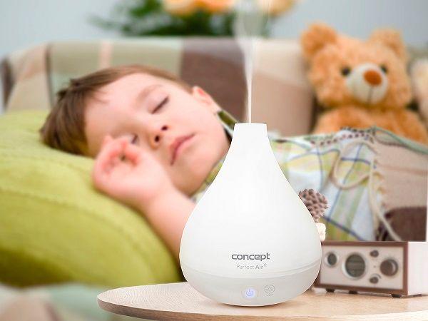 Concept ZV1010 Perfect Air 2w1 lampka nocna