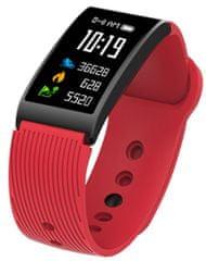 Smartomat Silentband vyměnitelný řemínek - červený