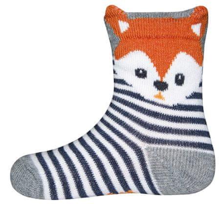 EWERS lisička fantovske nogavice, modre, 16–17