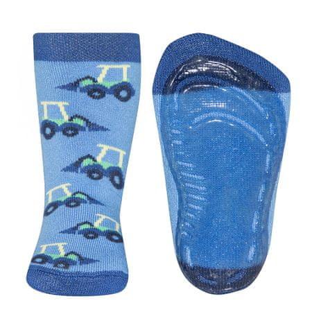 EWERS traktor fantovske nedrseče nogavice, modre, 23–24