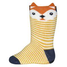 EWERS dječje čarape s potplatom Lisica