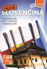 autor neuvedený: Hravá slovenčina 7 PZ ( 2.vyd.)