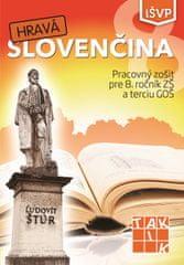 autor neuvedený: Hravá slovenčina 8 PZ ( 2.vyd.)