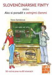 Spišáková Viera: Slovenčinárske finty