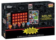 Adventní kalendář Marvel (Funko Pocket POP!)