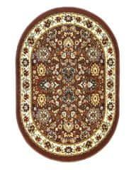 Sintelon Kusový koberec Teheran Practica 59/DMD ovál