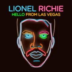 Richie Lionel: Hello From Las Vegas (2x LP) - LP