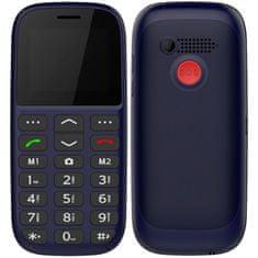 CUBE1 telefon F100, Blue/Black