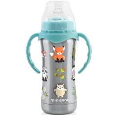 Miniland Baby Termoizolačná dojčenská fľaša Thermo Baby