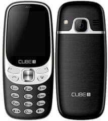 CUBE1 F500, Black